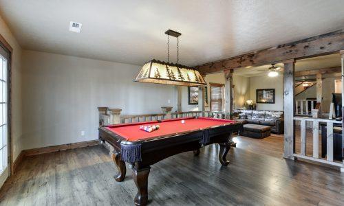OldMill-pool table